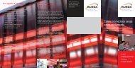 Download documentazione tecnica - Auravox & Centro chiesa