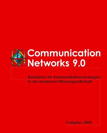Communication Networks 9.0 - FOCUS MediaLine