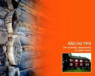 RÅD OG TIPS - Aust-Agder fylkeskommune
