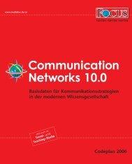 Communication Networks 10.0 - FOCUS MediaLine