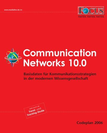 Communication Networks 10.0 - FOCUS MediaLine