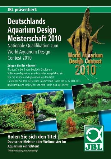World Aquarium Design Contest