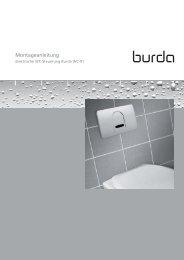 BurdaTronic WC-01 - Herbert Burda GmbH