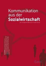 Kommunikation aus der Sozialwirtschaft - Equal Altenhilfe