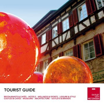 Download Outletcity Touristenführer (Deutsch/Englisch)
