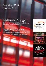 Neuheitenkatalog (PDF) - Burda Worldwide Technologies GmbH