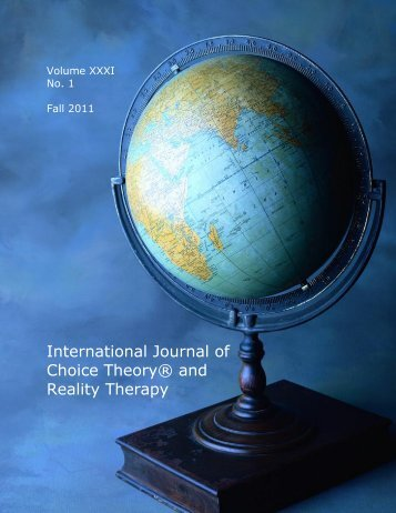 International Journal of Choice Theory® and Reality ... - CTRTJournal