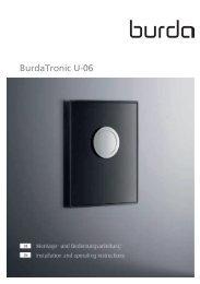BurdaTronic U-06 - Herbert Burda GmbH