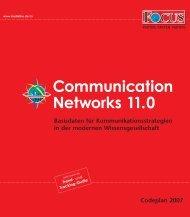 Communication Networks 11.0 - FOCUS MediaLine