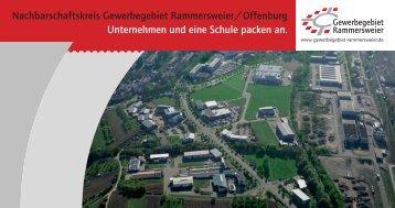 Nachbarschaftskreis Gewerbegebiet Rammersweier / Offenburg ...