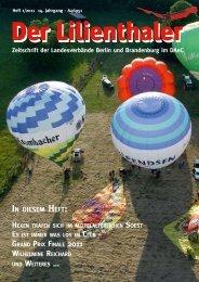 Ausgabe 1 - lilienthaler-online