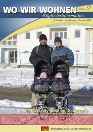 Dezember 2010 - Wohnungsbau-Genossenschaft Greifswald eG