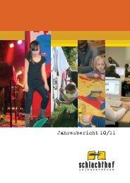 Jahresbericht als PDF - Schlachthof Kassel