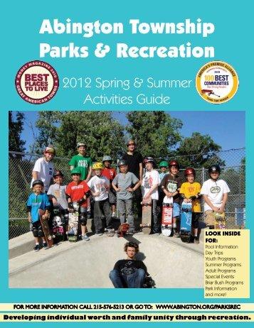Abington Township Parks & Recreation