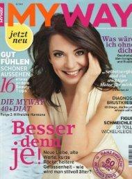 MyWay Nov. 2012 - Dr. Zenker Dermatologie