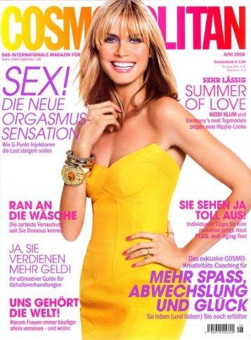 SEX! - Dr. Zenker Dermatologie