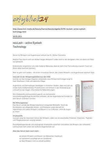 Cityblick24 März 2011 - Dr. Zenker Dermatologie