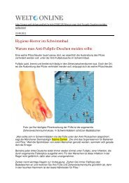 Welt Online Sep. 2011 - Dr. Zenker Dermatologie
