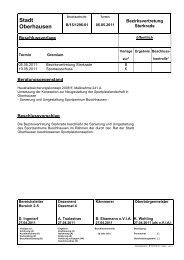 Beschlussvorschlag - Website von Karl-Heinz Emmerich