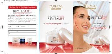 REVITALIFT - Dr. Zenker Dermatologie