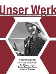 NICHTBEHINDERTE SIND GUT INTEGRIERT - Ev. Johanneswerk ...