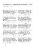 Heiliger Geist: Proviant für den Alltag - Evangelische ... - Page 6