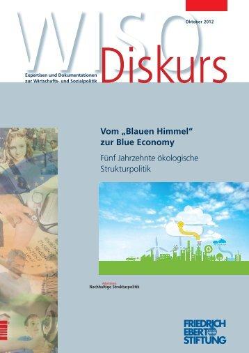 """""""Blauen Himmel"""" zur Blue Economy - Bibliothek der Friedrich-Ebert ..."""