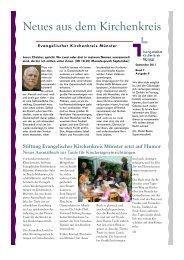 Taufpaten gesucht! Projekt des Beratungs - Evangelischer ...
