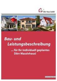 komfort - Dörr Haus GmbH