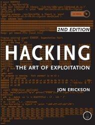 Hacking - The Art of Exploitation_2nd Ed