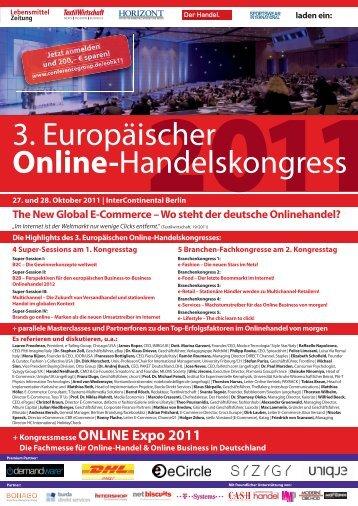 The New Global E-Commerce – Wo steht der deutsche Onlinehandel?