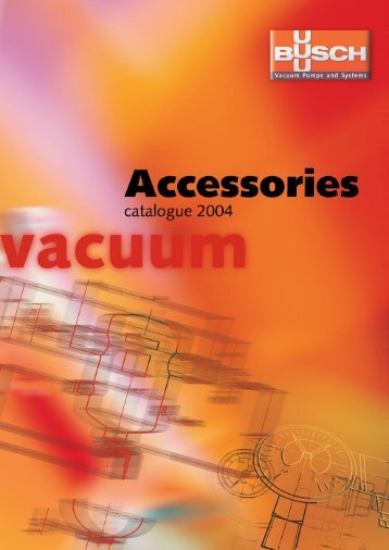 Accessories catalogue 1