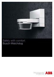 Download PDF - Busch-Jaeger Elektro GmbH