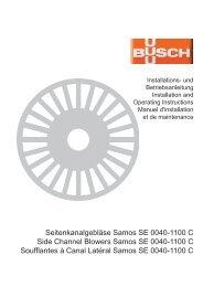 BA Samos SE 0040-1100 C
