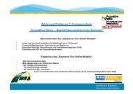 Perspektive 50plus – Beschäftigungspakte in den Regionen - DSA ...