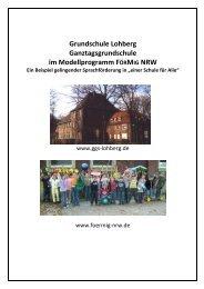Grundschule Lohberg - RAA NRW