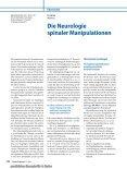 Die Neurologie spinaler Manipulationen - Dr. Garten - Seite 2