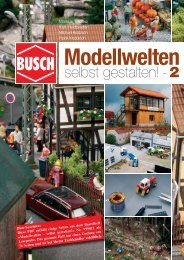 Modellwelten - Busch
