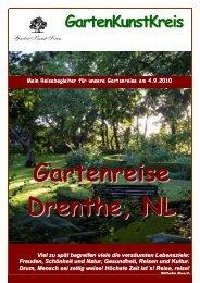 Freuden, Schönheit und Natur, Gesundheit ... - GartenKunstKreis