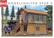 MODELLWELTEN SPUR 0 - Busch