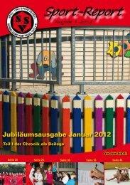 Jubiläumsausgabe Januar 2012 - und Sportverein Düsseldorf ...