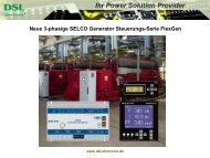 a v w genmaxcur - DSL electronic ® GmbH