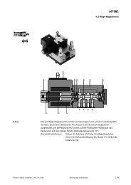 1/4 Das 4/2-Wege-Magnetventil und die vier ... - Festo Didactic