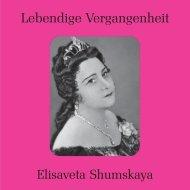 Shumskaya text - Preiser Records