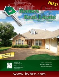 979-777-4299 (Cell) - Brazos Valley Homes & Real Estate