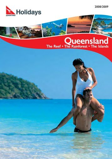 Queensland Holiday Qantas Holidays packages 2007