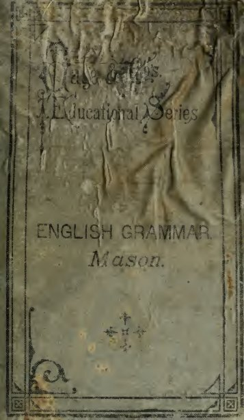 English grammar : including the principles of grammatical ... - Index of