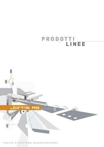 PRODOTTI LINEE - Alpewa S.r.l.