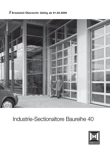 Sectional 3054868 Hörmann Unterfütterung für Aufsetzstück für Industrie