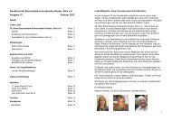 RundbriefFebruar2012 - Elterninitiative herzkranker Kinder, Köln eV